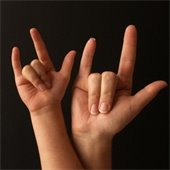 Mommy & Me Sign Language