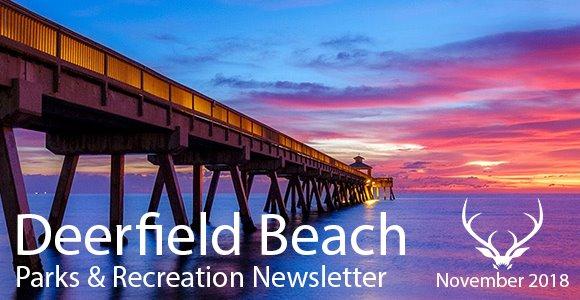 Deerfield Beach Parks & Recreation Newsletter