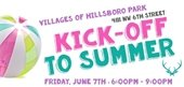 Kick Off to Summer
