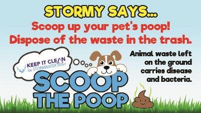 4-Scoop up pet poop-Oct30
