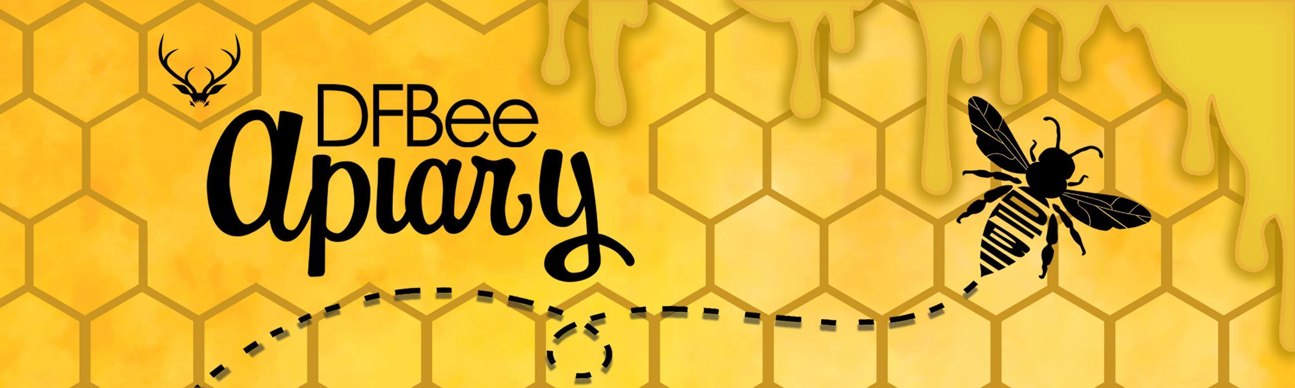 bee web header