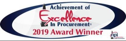 Achievement of Excellence 2019