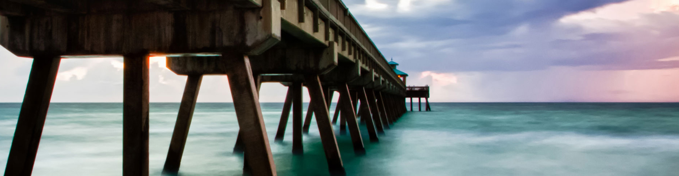 The 976 Foot Deerfield Beach International Fishing Pier Is Crowning Jewel On Our Attracting Thousands Of Visitors And Fisherman Annually