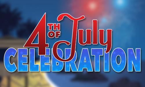 4th of July Celebration logo